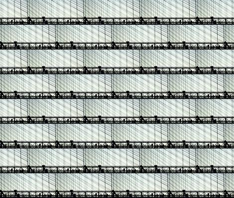 Brooklyn Crossing fabric by relative_of_otis on Spoonflower - custom fabric