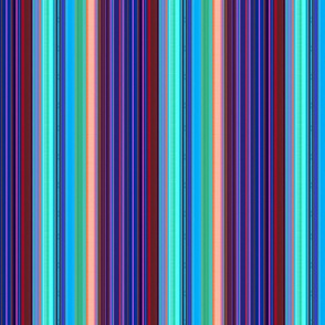 Dallas Lights - Cool Stripes