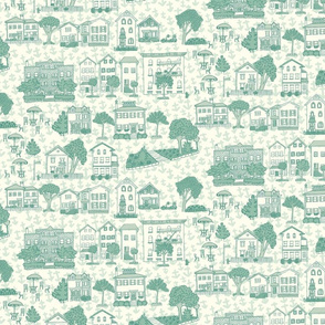 Providence Toile