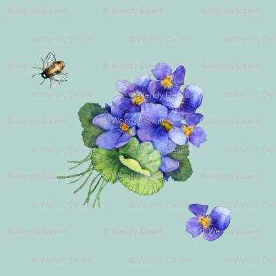 violets variation