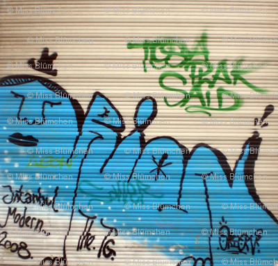 Galata Graffiti  medium