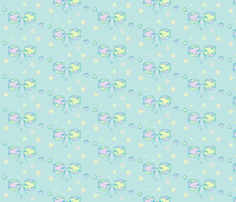 gourami2 fabric by astridfox on Spoonflower - custom fabric