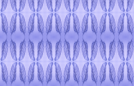 feather 2 fabric by heiditheartist on Spoonflower - custom fabric