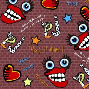 graffiti-ed