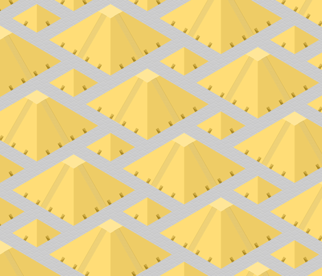 Atlantis fabric by sef on Spoonflower - custom fabric