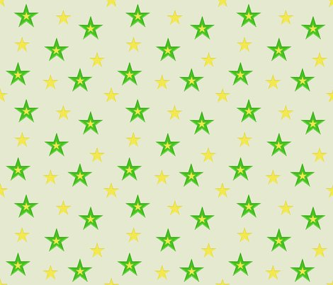 Rrrrstars_green_and_yellow_big_top_1.25_inch_shop_preview