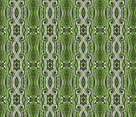 Acid Swirl fabric by siya on Spoonflower - custom fabric