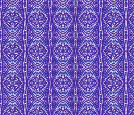 Cosmic Moebius fabric by siya on Spoonflower - custom fabric