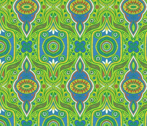 Amstelveen fabric by siya on Spoonflower - custom fabric
