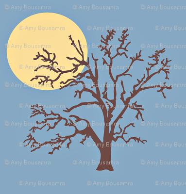 Tree Moon