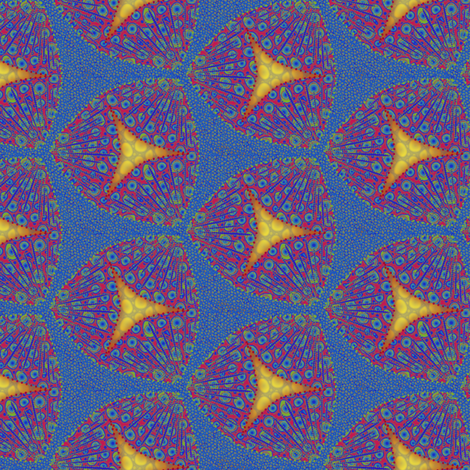 scales gypsyberries fabric by glimmericks on Spoonflower - custom fabric