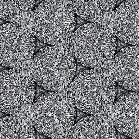 scales inkberries fabric by glimmericks on Spoonflower - custom fabric