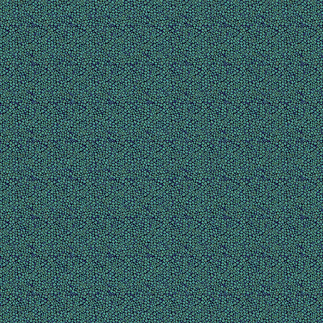 shagreen leather teal fabric by glimmericks on Spoonflower - custom fabric