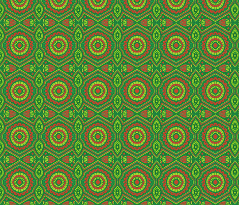 Peoria fabric by siya on Spoonflower - custom fabric