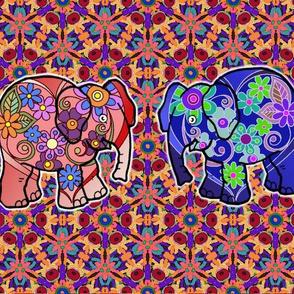 colorful_kaleidoscopic_mosaic_elephants