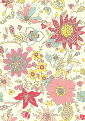 Varied Floral