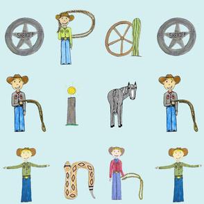 Cowboy Cuties