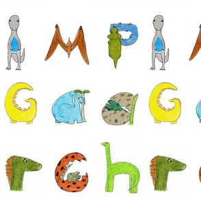 Dandy Dinosaurs