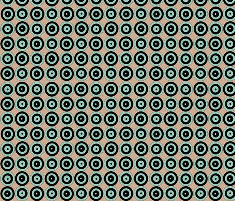 Spots in Dots 2 fabric by jabiroo on Spoonflower - custom fabric