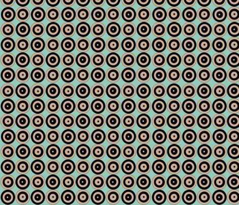 Spots in Dots fabric by jabiroo on Spoonflower - custom fabric