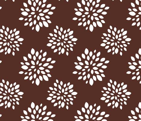 Truffle Succulent fabric by m0dm0m on Spoonflower - custom fabric