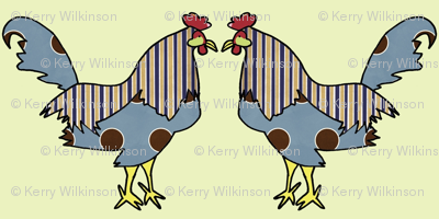 PennyDog Illustration - Chicken