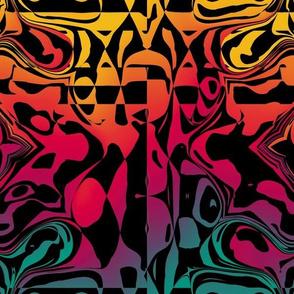 Psychedelic Graffiti 1, L