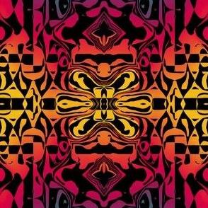 Psychedelic Graffiti 1, S