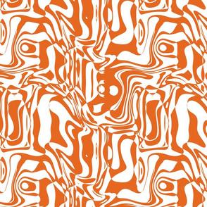 Orange Graffiti, L