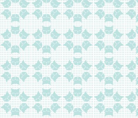 6Gattini Pois All Blue fabric by gaia_segattini on Spoonflower - custom fabric