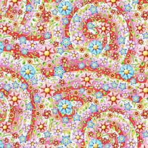 Millefiori Candy Swirls