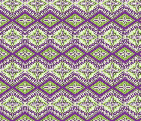 Ginstar fabric by siya on Spoonflower - custom fabric