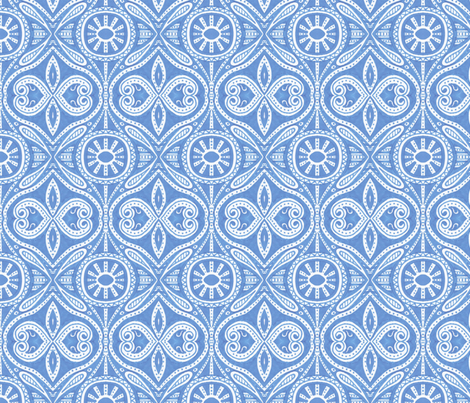 Wind Wheel fabric by siya on Spoonflower - custom fabric