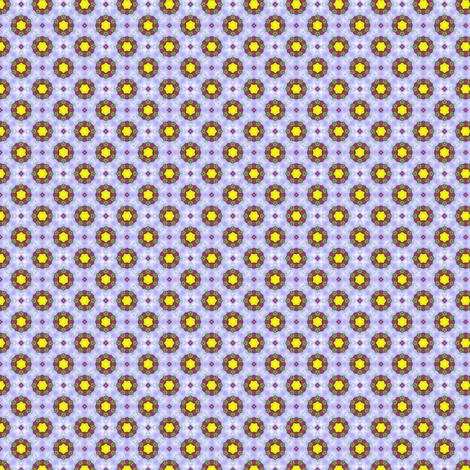 Fantastic Jungle Dots fabric by siya on Spoonflower - custom fabric