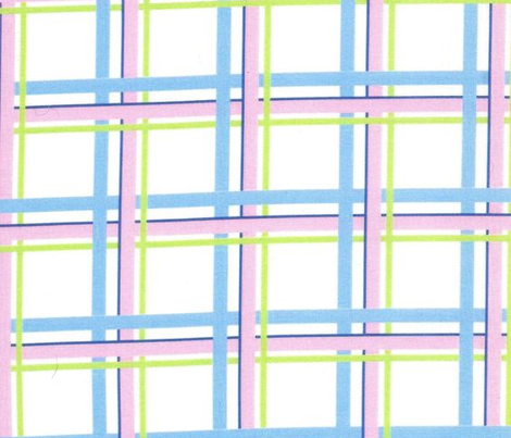 Ice Box Plaid - Pastels