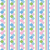 Ice Box Diamond Stripe