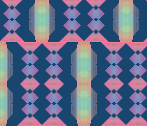 Art Deco 4, L fabric by animotaxis on Spoonflower - custom fabric