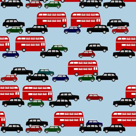 London_fabric fabric by uk_lass_in_us on Spoonflower - custom fabric