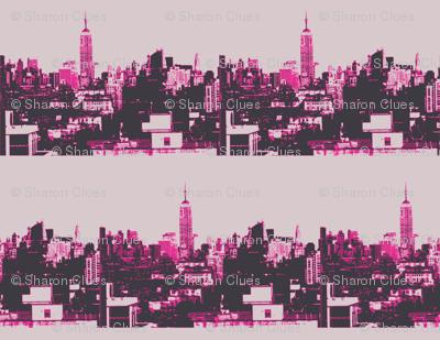 nyc_skyline_hotpink_2