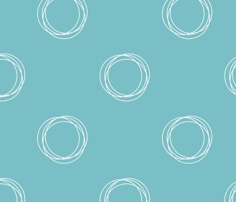 alternating_circles fabric by charlene_sawyer on Spoonflower - custom fabric