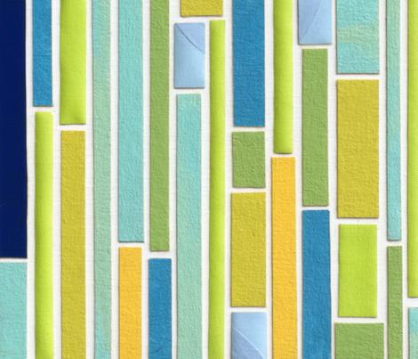 Green Rhythm fabric by jamesmelcher on Spoonflower - custom fabric