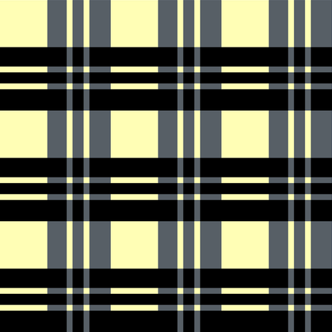 Stormy Plaid fabric by pond_ripple on Spoonflower - custom fabric