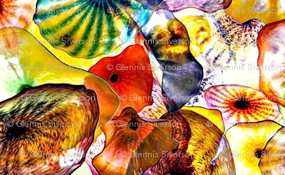 Glass in Warm Tones-ed