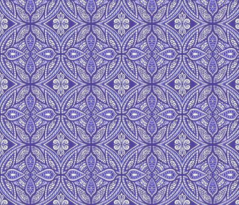 Norwalk fabric by siya on Spoonflower - custom fabric