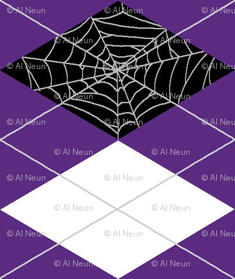 Spiderweb Argyle