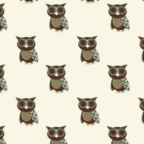 Warm Owl