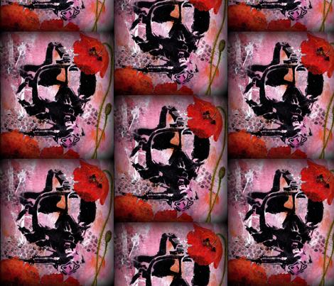 Breathe fabric by bluehighways on Spoonflower - custom fabric