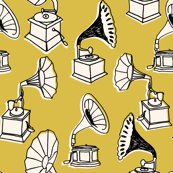 Phonograph_vintage_mustard_cream_2_shop_thumb