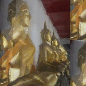 Infinite Buddhas by Gary