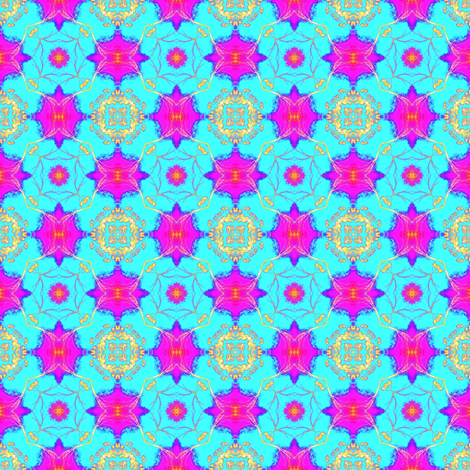 Moroccan Delights fabric by dovetail_designs on Spoonflower - custom fabric